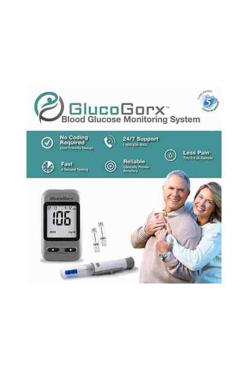 glucogorx-features