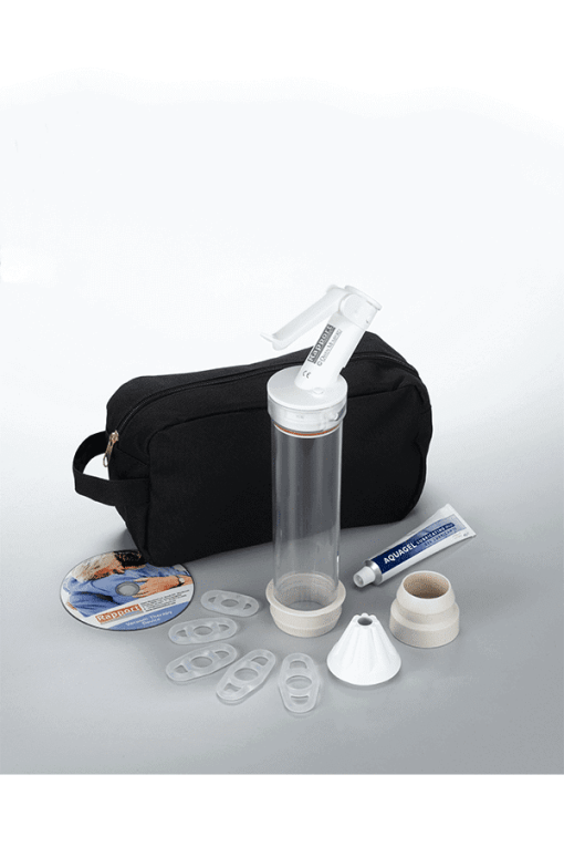 Rapport Classic Vacuum Therapy Device kit (2)
