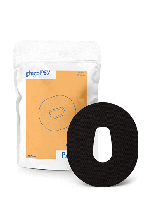 Glucology Dexcom G6 patches black