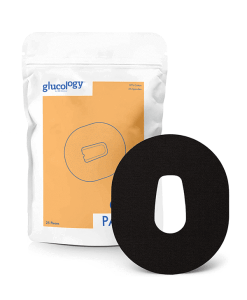 Glucology Dexcom G6 patches black