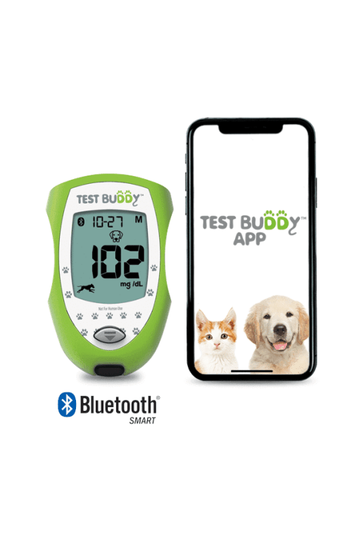 Test buddy glucose meter app