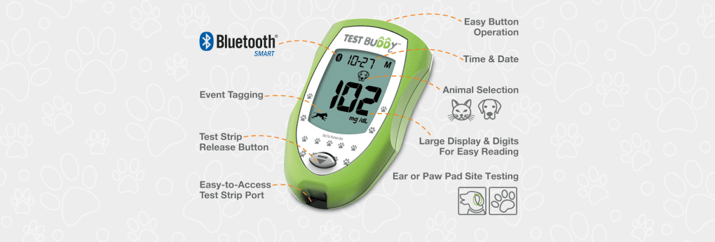 test buddy meter features