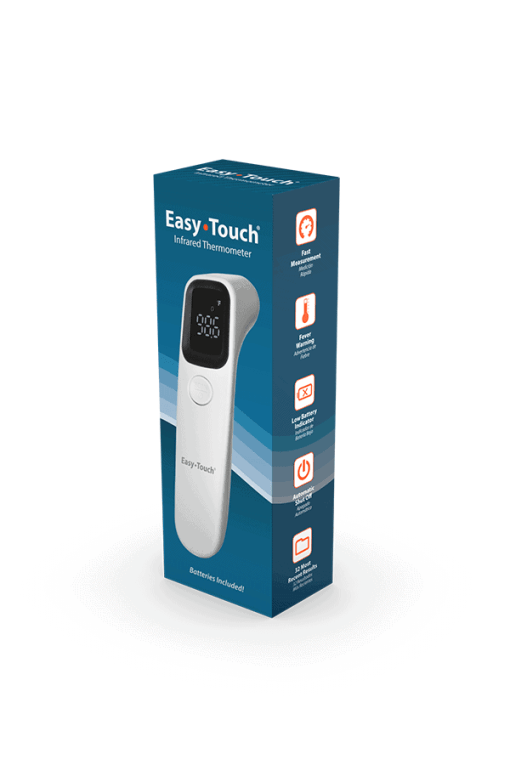 EasyTouch Infrared Thermometer