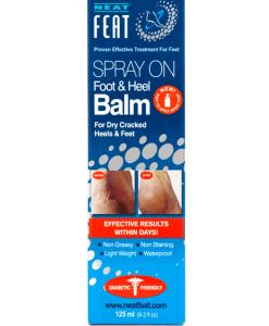 Spray On Foot And Heel Balm