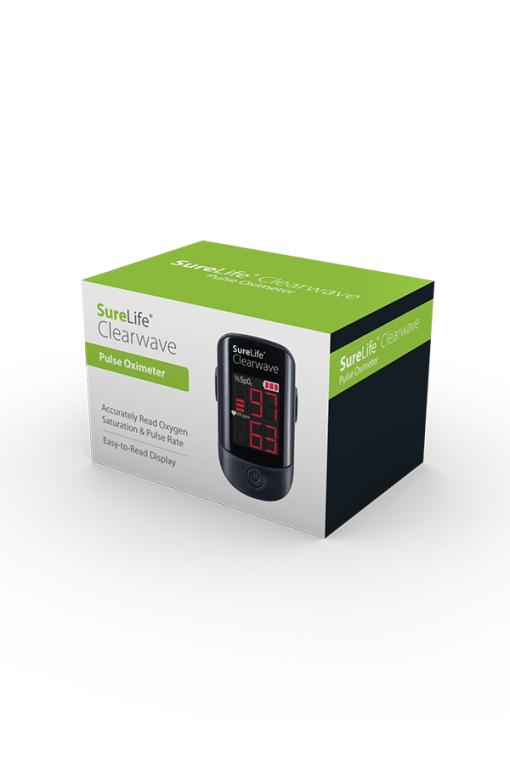 SureLife ClearWave Pulse Oximeter