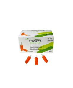 vivaguard safety lancets