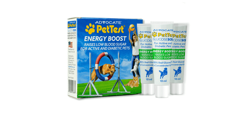 THE NEW PETPTEST ENERGY BOOST