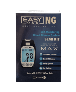 easymax ng glucose meter next generation