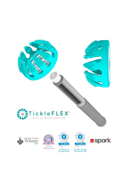 tickleflex awards