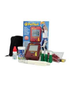 ADVOCATE PETTEST GLUCOSE METER KIT