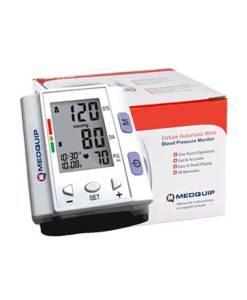 MEDQUIP BP2200 AUTOMATIC WRIST BLOOD PRESSURE MONITOR
