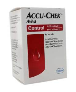 ACCU-Chek-Aviva-Control-Solution-