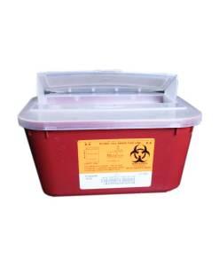 MedeGen Sharps Container 1 gal
