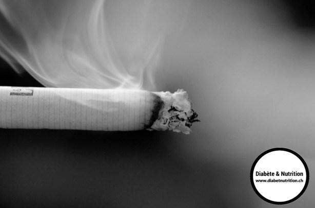 Tabac, diabète, cigarette, athérosclérose, diabète type 2, fumée, fumeur