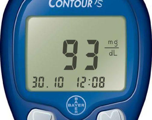 Glukometr Bayer-Ascensia Contour TS