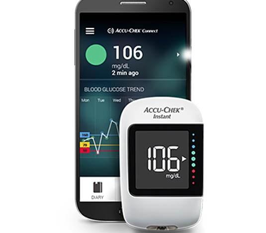 Glukometr Accu-Chek Instant z aplikacją mySugr