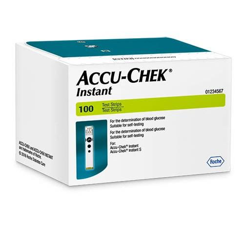 Paski do glukometru Accu-Chek Instant