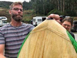 wooden surfboards Jabali