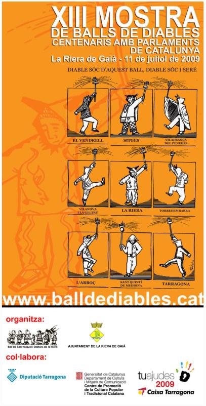 XIII mostra balls de diables centenaris
