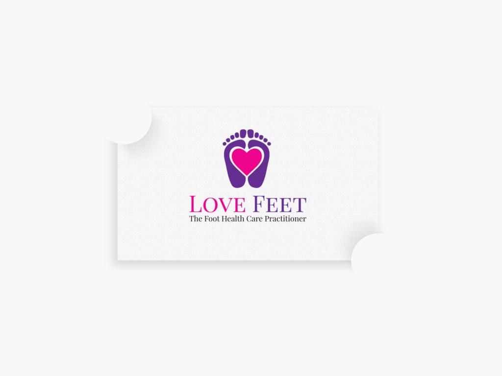 Love Feet Branding Portfolio