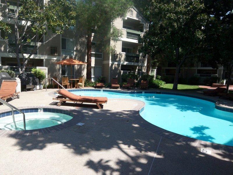 pool at City Oaks in Walnut Creek