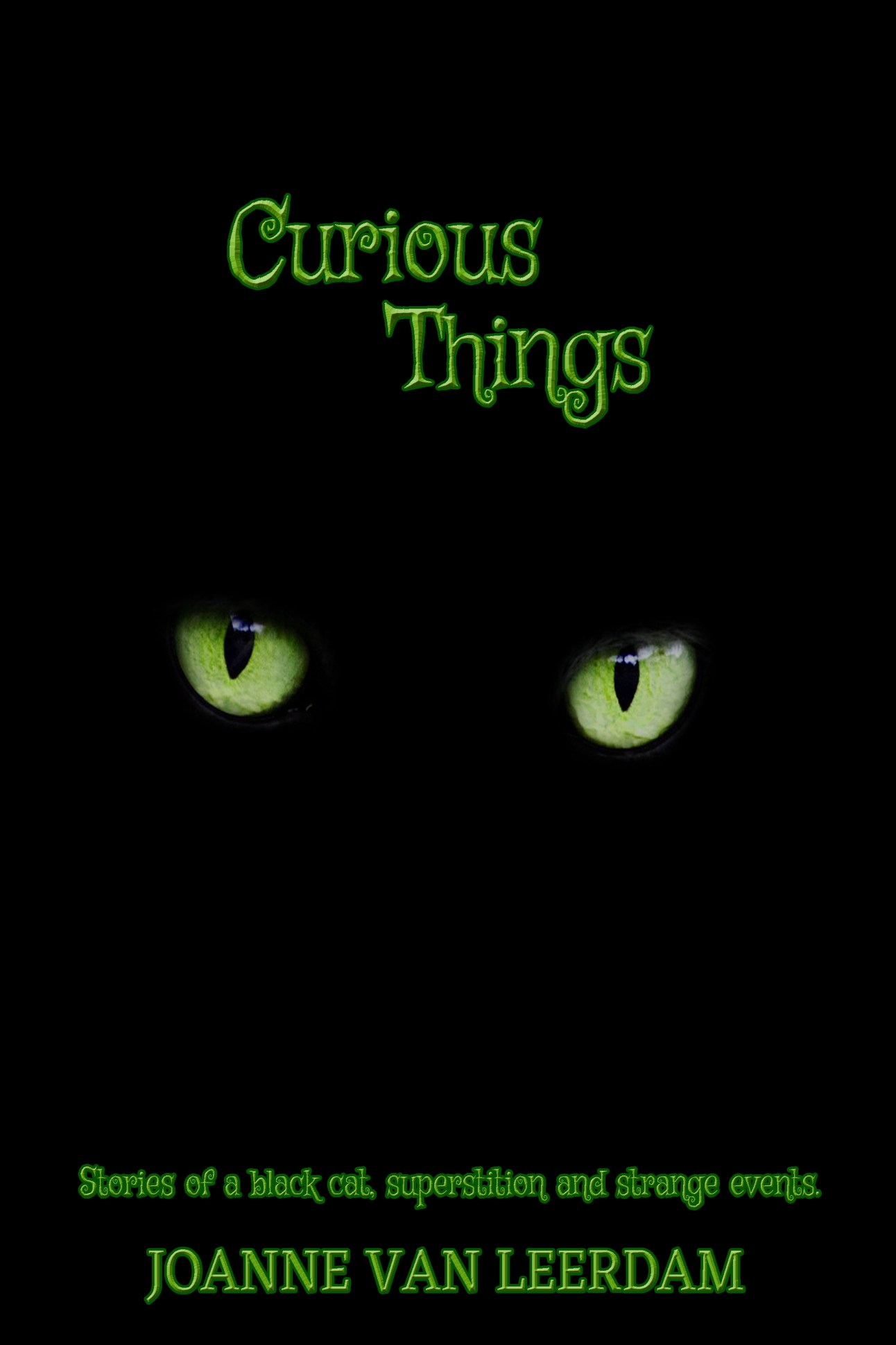 Curious Things Cover