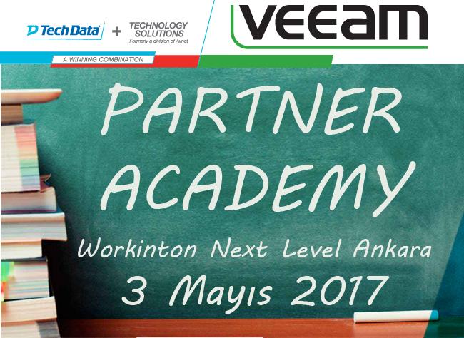Veeam Partner Academy
