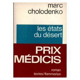 les-etats-du-desert-cholodenko-marc-de-marc-cholodenko-989389787_ML