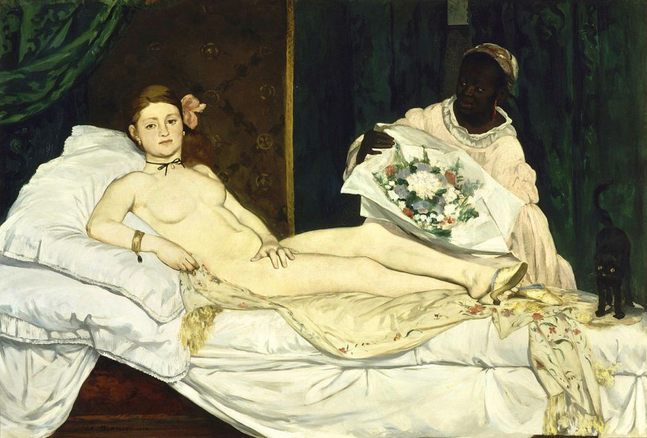Manet, Olympia