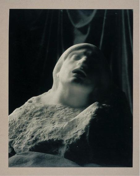 Tête de la douleur, 1903-1904, Jacques-Ernest Bulloz © Musée Rodin.