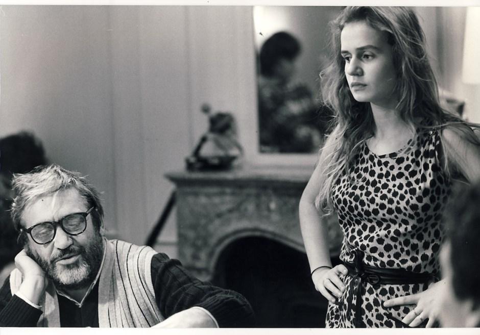 Maurice Pialat, Sandrine Bonnaire, A nos Amours