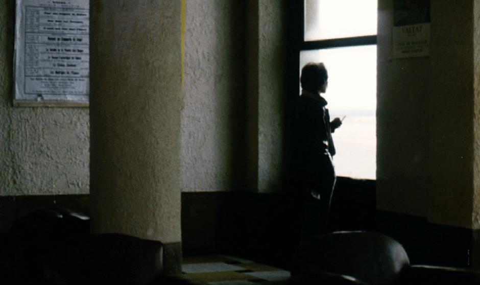 Yann Andréa, L'Homme atlantique, 1981