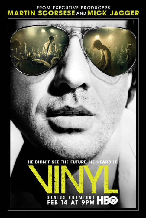 Vinyl © HBO
