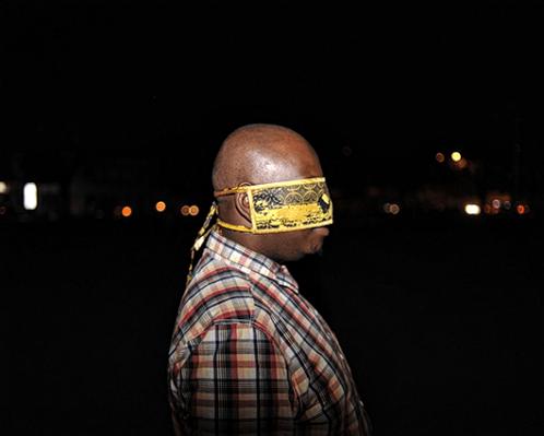 Régis Samba-Kounzi, Ronny, quartier de Limete , Kinshasa RDC, 2015