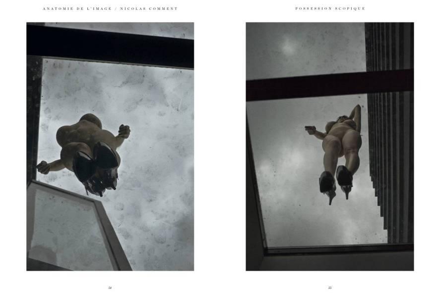 Photographies de Nicolas Comment, Anatomie de l'image