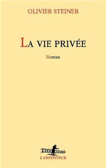 La Vie privée
