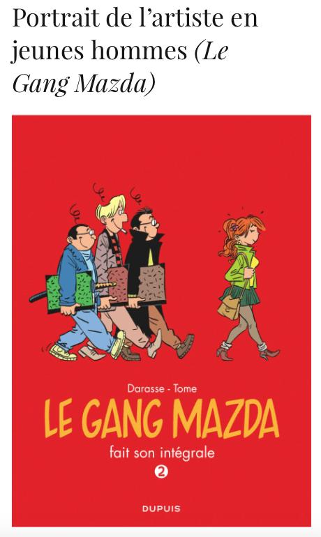 Gang Mazda