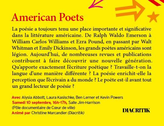 American Poets