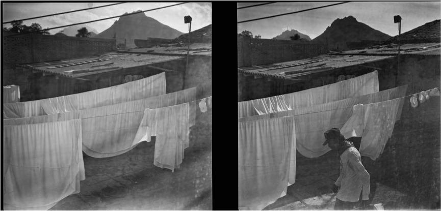 Philippe Dollo, Mexique, 199X
