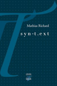Mathias Richard syn-t.ext