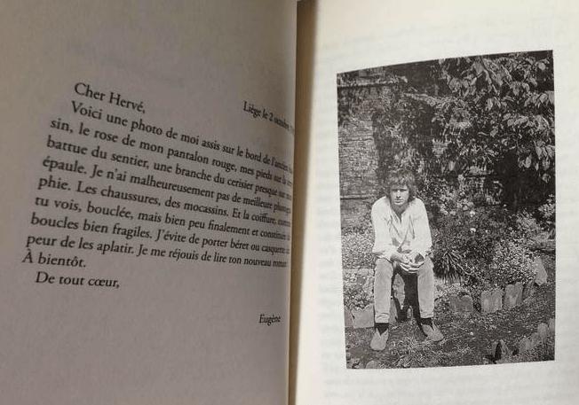 Guibert lettres à Eugène