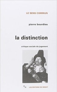 Bourdieu la distinction