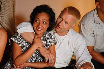 Ruth Negga et Joel Edgerton dans Loving, de Jeff Nichols (2016)