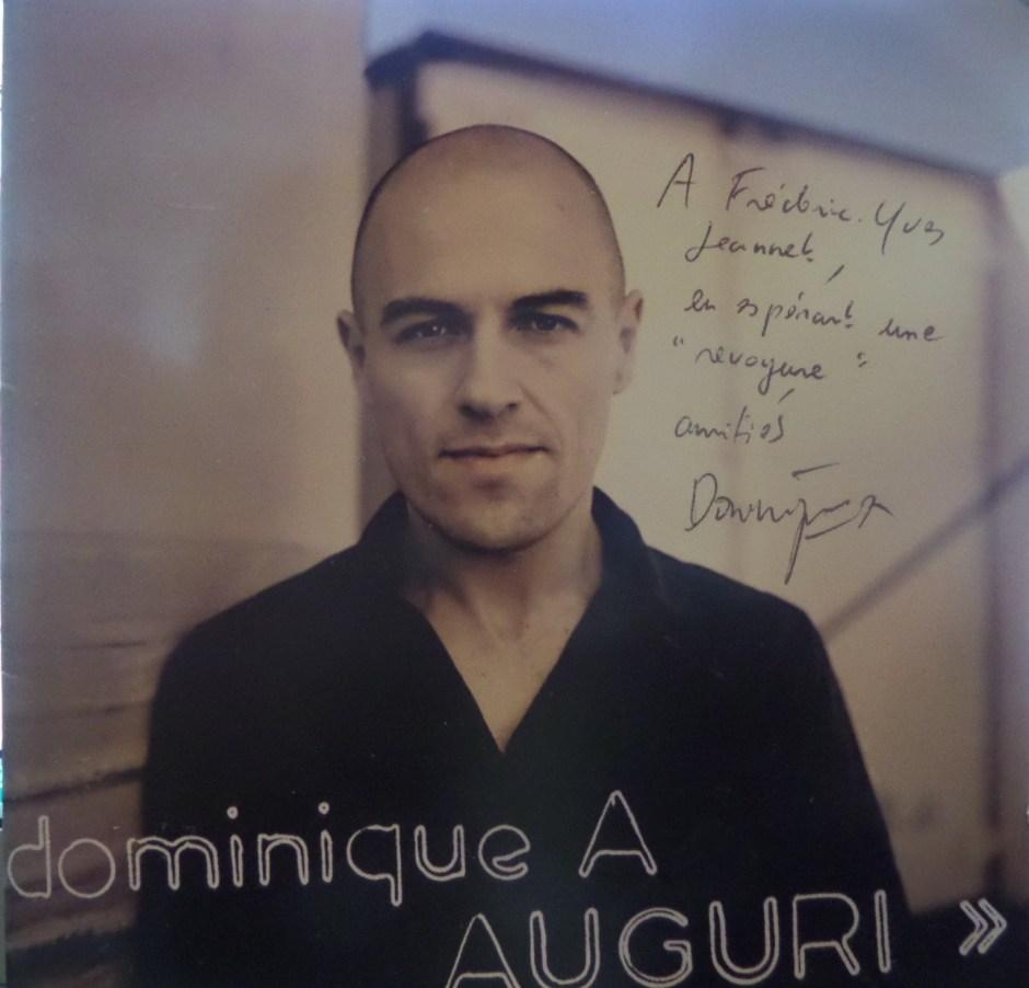 Dominique A © Frédéric-Yves Jeannet