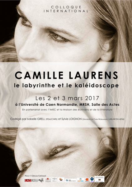 colloque Camille Laurens