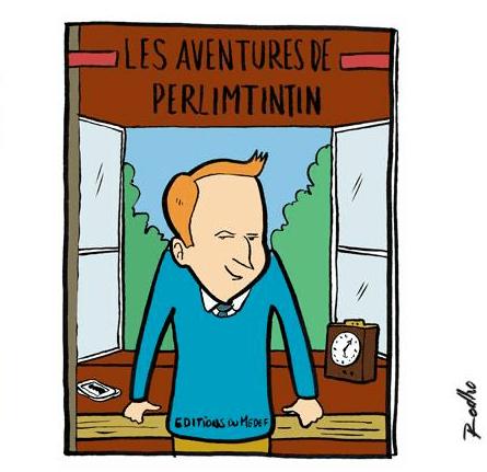 Les aventures de Perlimtintin : l'amer de glace