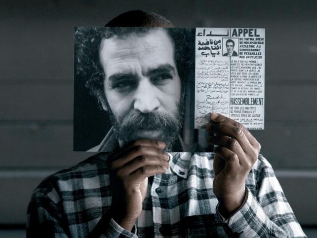 Bouchra Khalili : Blackboard (exposition au Jeu de Paume)