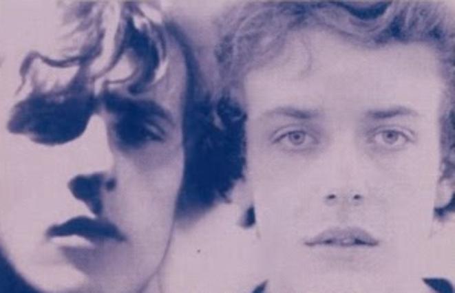 Mausolée de l'amant : Philippe Mezescaze (Deux garçons)