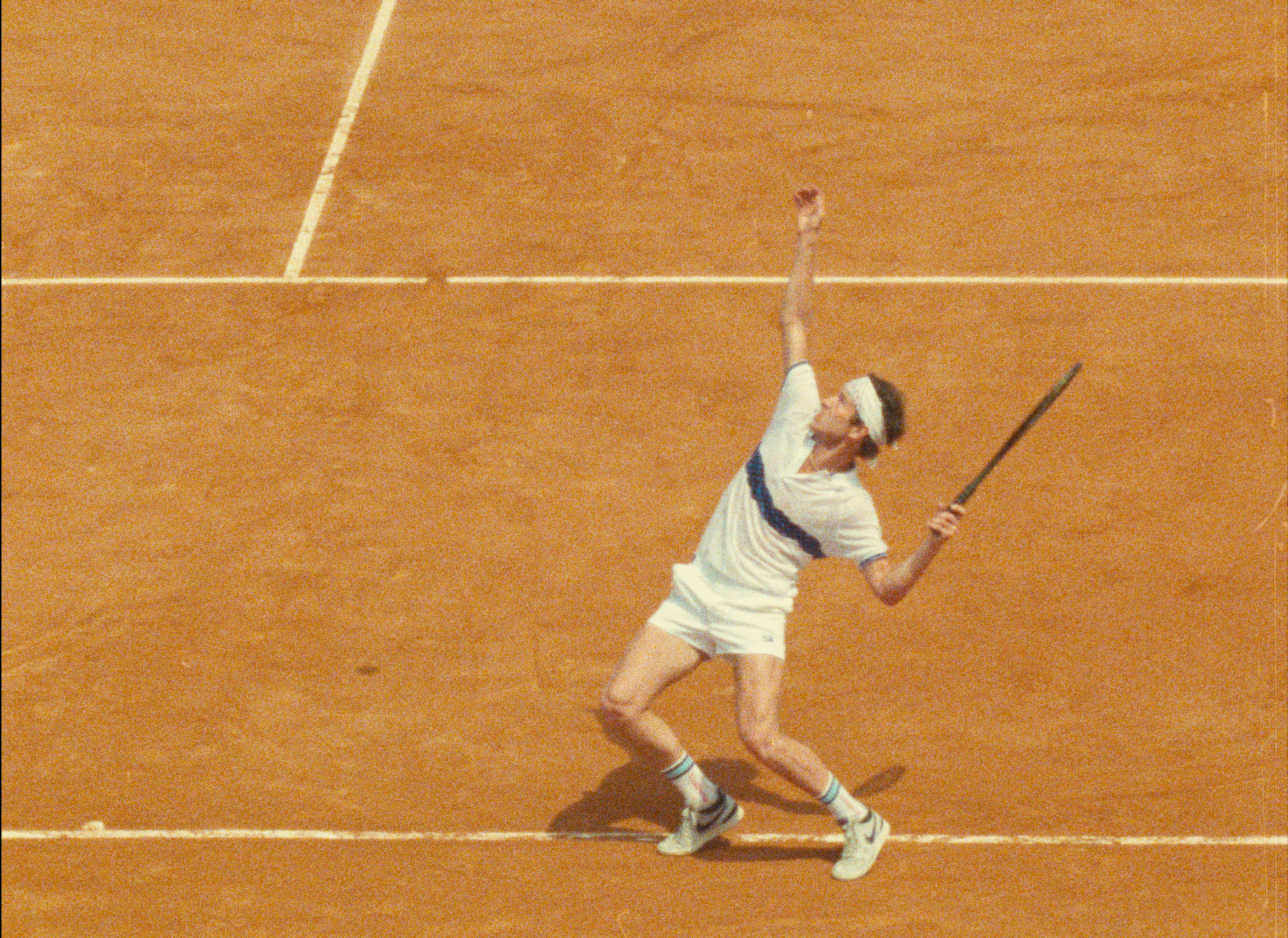 Julien Faraut : « McEnroe est un metteur en scène hypersensible » (L'empire de la perfection)