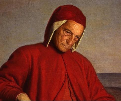 Dante : « Vite, vite, que le temps  ne se perde par peu d'amour » (Purgatoire)